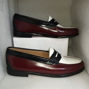 Weejuns womens two tone shoes 👞 6.5